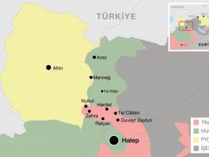 Türkiye YPG'yi İkinci Kez Vurdu: 2 Ölü