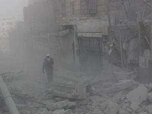 Esed Güçleri Sukkeri'de Sivilleri Fil Füzesiyle Katlediyor
