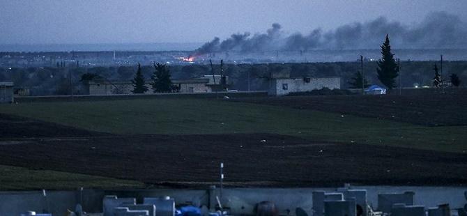 PKK'nın Suriye Kolu PYD Azez'e Saldırıyor!