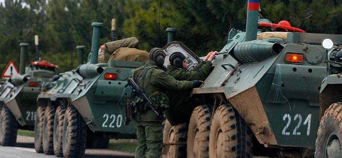 Rusya Kırım'ı Silahlandırıyor