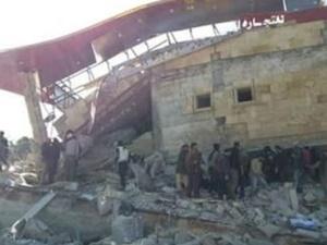 İdlib'de Hastane Vuruldu: 9 Kişi Hayatını Kaybetti!