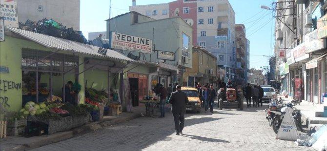 PKK Baskısı Olmayınca Silopi'de Kepenkler Kapanmadı