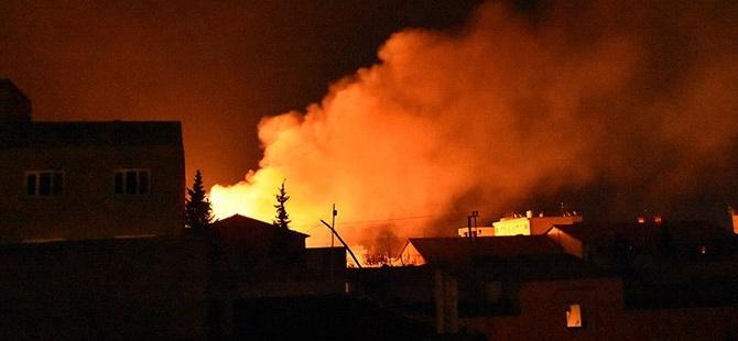 PKK'lılar İki Okul ve Bir Aile Destek Merkezine Saldırdı!