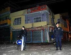 Özgür-Der, Şura-Dere Yönelik Saldırıyı Kınadı