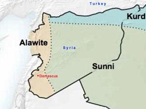 """İşte Küresel Haramilerin Kriz Çözme Tarzı: """"Suriye'yi Üçe Bölelim de Kurtulalım!"""""""