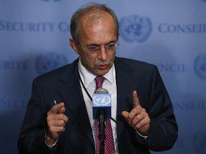 Çevik: Türkiye İle İlgili BMGK'nın Aldığı Bir Karar Yok