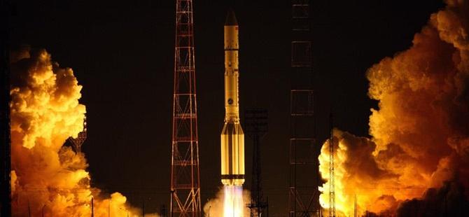 Avrupa Uzay Ajansı'nın Sentimal-3A Uydusu Uzaya Fırlatıldı