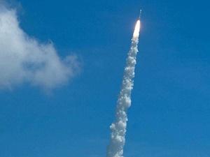 Japonya Uzaya Uydu Gönderdi