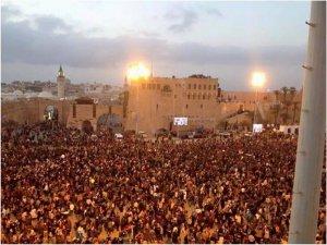 Libya'da Devrimin Beşinci Yıldönümü Kutlamaları