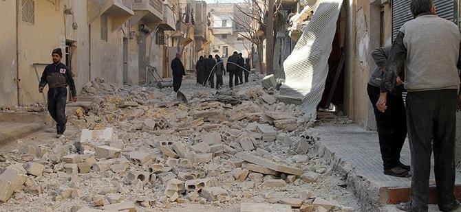 PYD ve IŞİD Direnişçilerin Kontrolündeki Mare'ye Saldırdı!