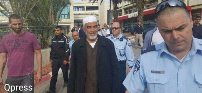 İşgal Polisi Raid Salah'ı Gözaltına Aldı
