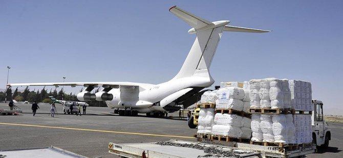 BM Kendini Aştı, Yardımları Rus Uçakları Havadan Atacak