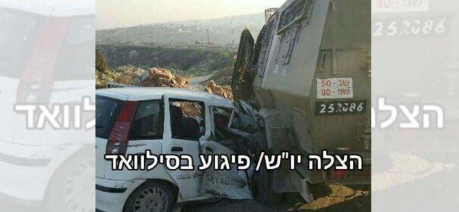 İşgalcilere Yönelik Araçlı Eylemde 1 Asker Yaralandı
