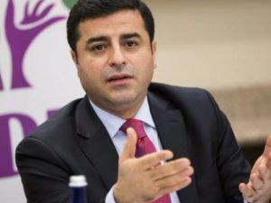 Demirtaş: Türkiye PKK'yi Yanına Almalı