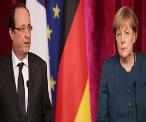 Fransa-Almanya Uçuşa Yasak Bölgeyi Konuşacak
