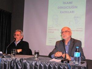 Sakarya Özgür-Der'de İslami Dergiciliğin Katkıları Konuşuldu