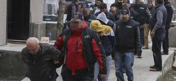 Ankara'da Saldırısıyla İlgili 21 Kişi Adliyeye Sevk Edildi