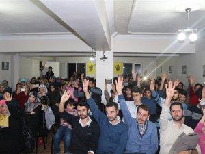 Bingöl Özgür-Der Liseli Gençlerden Şehitler Gecesi
