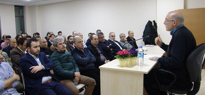 """""""İslam Dünyasında Mezhepçilik ve Vahdet Özlemi"""""""