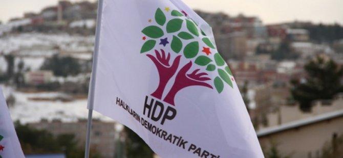 HDP'li Eski Milletvekili Bayar Hakkında Dava Açıldı