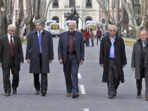 """""""28 Şubat Avukatlarının Alnı Aktır"""""""