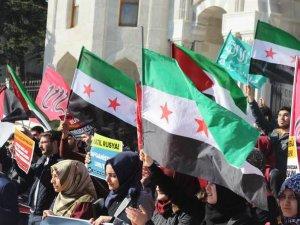 Gençlerden Suriye Direnişine Selam