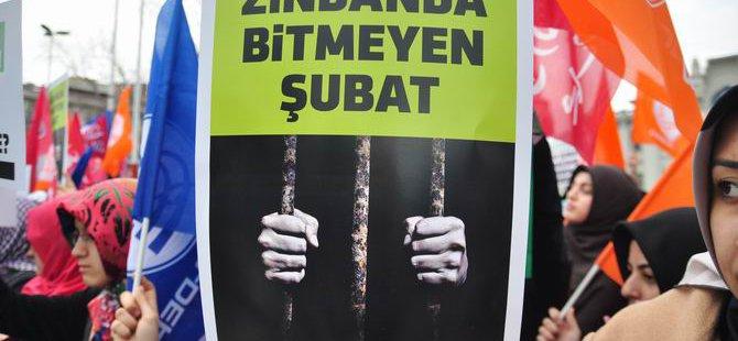 28 Şubat'ın 19. Yılında Müslüman Tutsaklar Adalet Bekliyor!