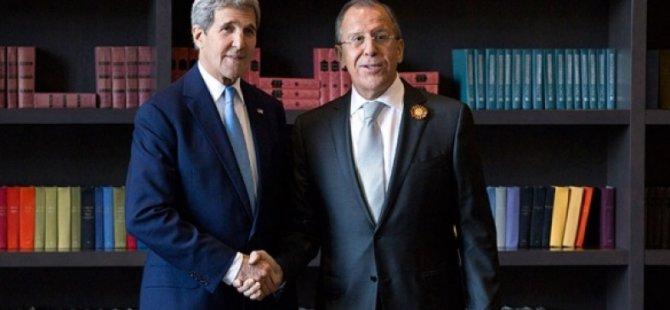 ABD ve Rusya, Suriye'de Ateşkes Tarihinde Uzlaştı!