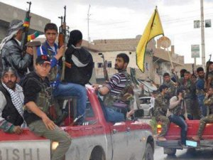 PKK/PYD Şeddadi'den Geri Çekildi