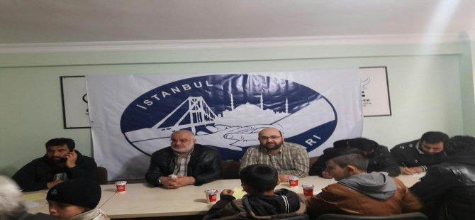İstanbul Ensarları'nın Muhacirlere Yardımları Sürüyor