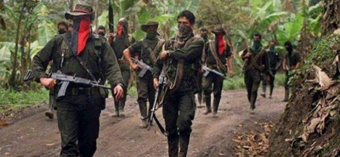 """Kolombiya'da """"Kesin Ateşkes"""""""