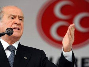 """Bahçeli: """"PKK'nın Nifak Saçtığı Her Yeri Tertemiz Yapın"""""""