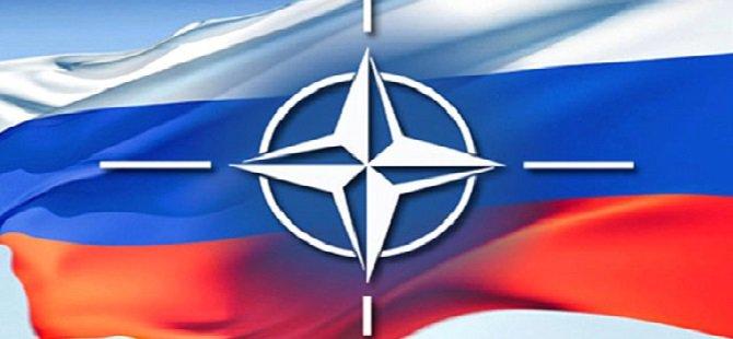 NATO'dan Rusya'ya Askeri Hamle