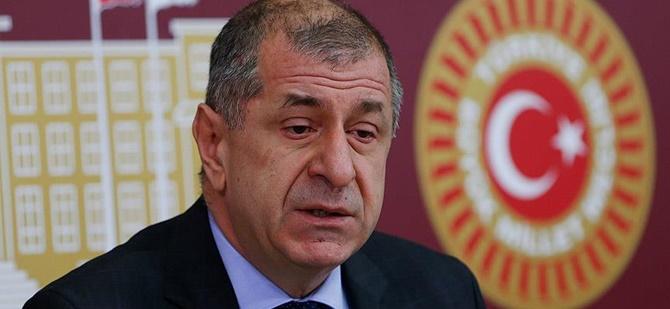 MHP Genel Başkan Yardımcısı Özdağ İstifa Etti