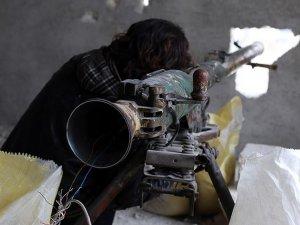 'PYD/PKK'nın 10 Militanı Öldürüldü'