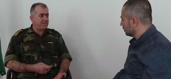 """""""Ateşkes Esed Rejimi ve PYD'ye Yarar"""""""
