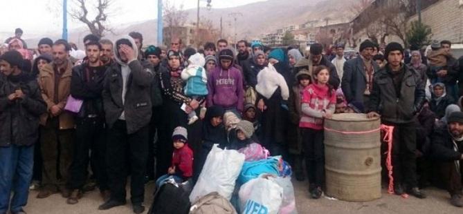 BM'den Deyrizor'a Havadan Yardım