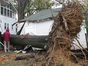 ABD'de Kasırga: 6 Kişi Hayatını Kaybetti