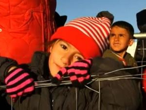 """""""Yunanistan'a Gelen Sığınmacı Sayısı Bir Milyonu Geçti"""""""