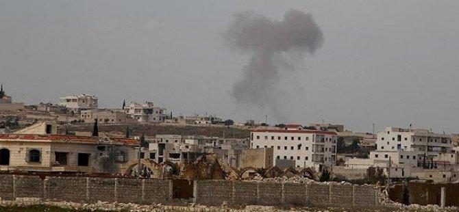 Rus Jetleri Köylere Misket Bombasıyla Saldırdı