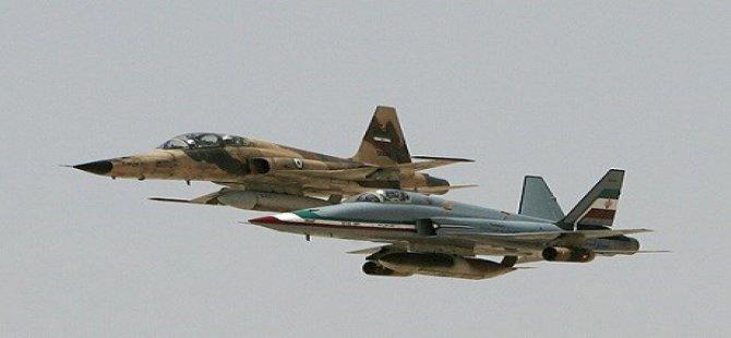 İran'dan Şii Şebbiha Heşdi Şabi'ye 12 Savaş Uçağı!