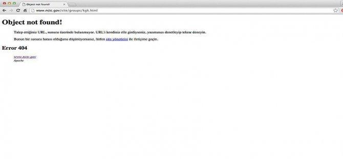 ABD, PYD İle PKK İlişkisini Yazan İnternet Sayfalarını Kapattı