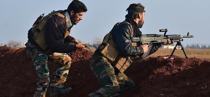 Çok Sayıda PYD Militanı Öldürüldü