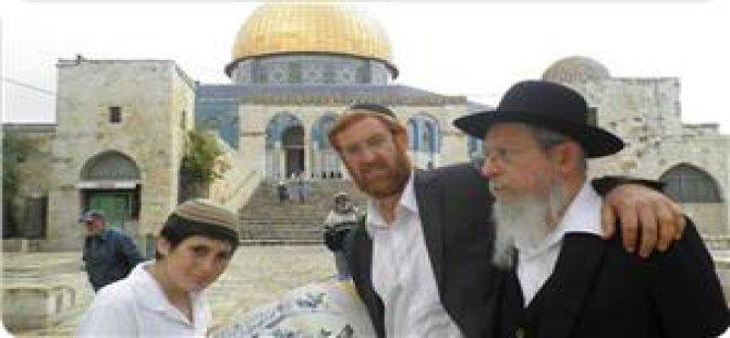 '2016'nın Başından Bu Yana 10 Bin 81 İsrailli Aksa'ya Girdi'