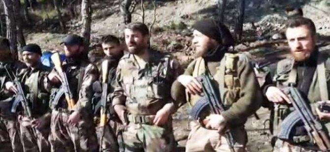 Türkmenlerden Suriye'de Ateşkes Açıklaması