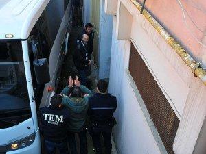 Kocaeli'deki PKK Operasyonunda 9 Tutuklama