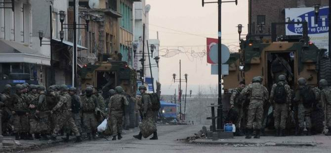 Diyarbakır'da Bazı Alanlar 'Özel Güvenlik Bölgesi' İlan Edildi