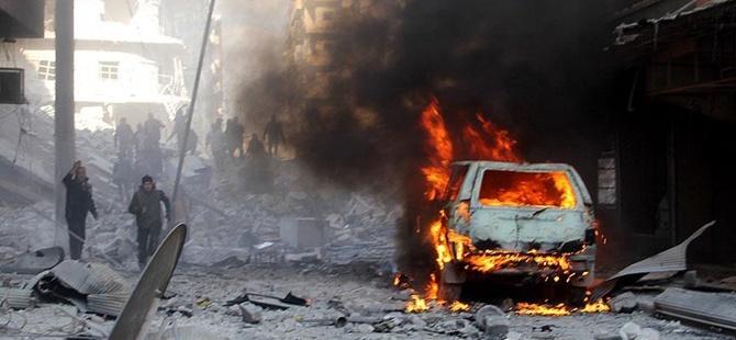 Hama'da Bomba Yüklü Bir Araç Patlatıldı: 2 Kişi Hayatını Kaybetti
