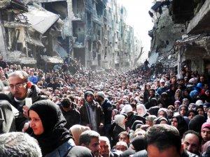 Suriye Halkının Onurlu Direnişi 6 Yaşında (VİDEO)