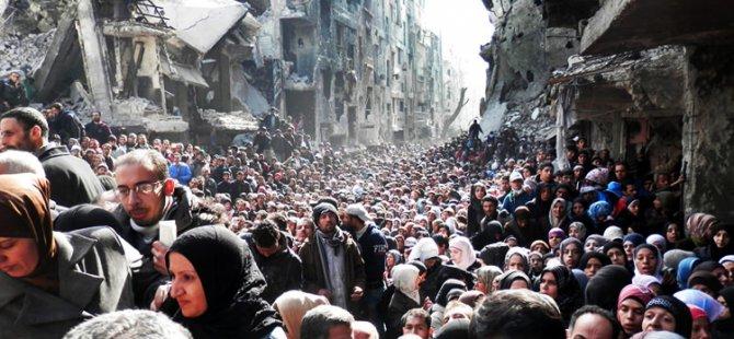 İkinci Dünya Savaşı'ndan Sonraki En Büyük İnsani Kriz